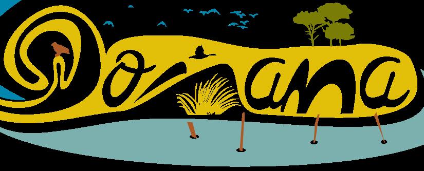 Logo para la asociación de guías de Doñana